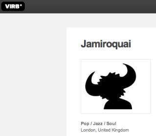 www.virb.com/jamiroquai