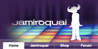 jamiroquai homepage