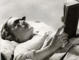 Special glasses for reading in bed. Posts like Colins help us see things more clearly