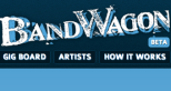 BandWagon - makes booking gigs easy!
